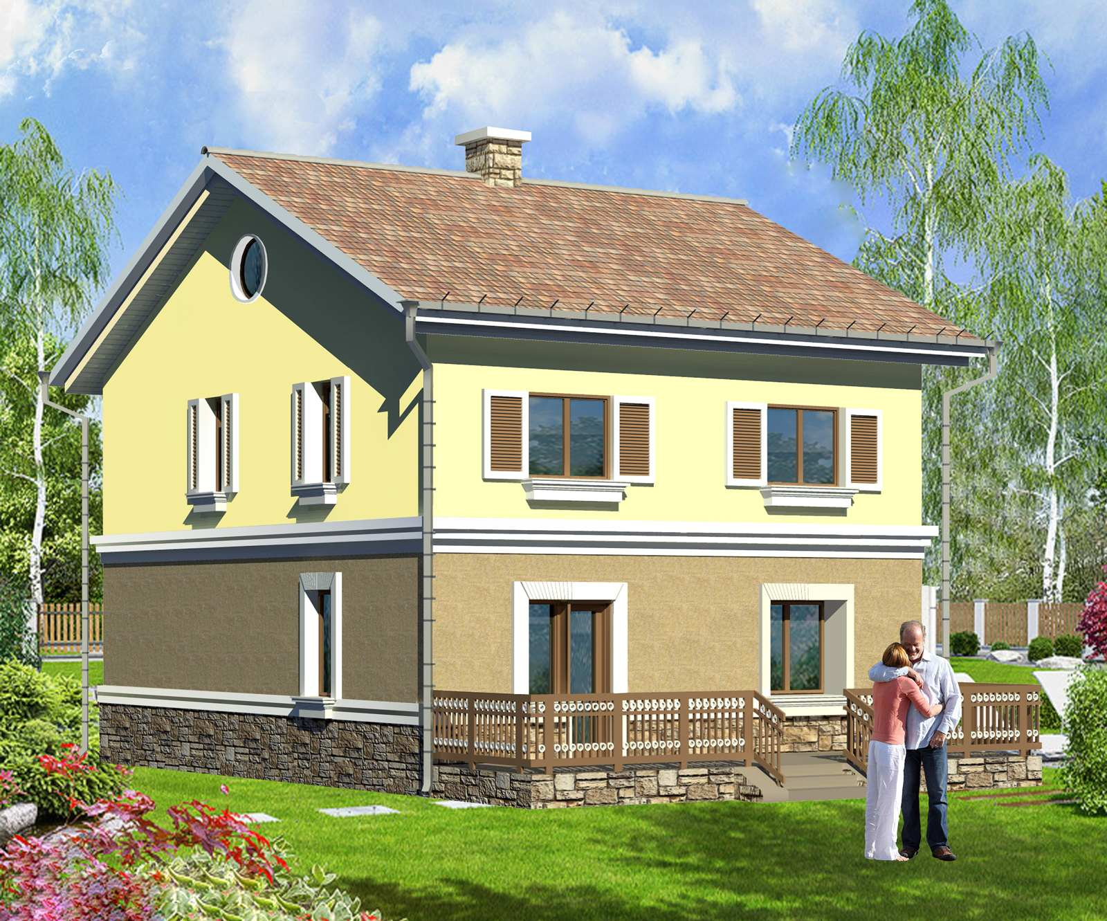 Stunning 18 Images Simple 2 Storey House Plans - Home ...
