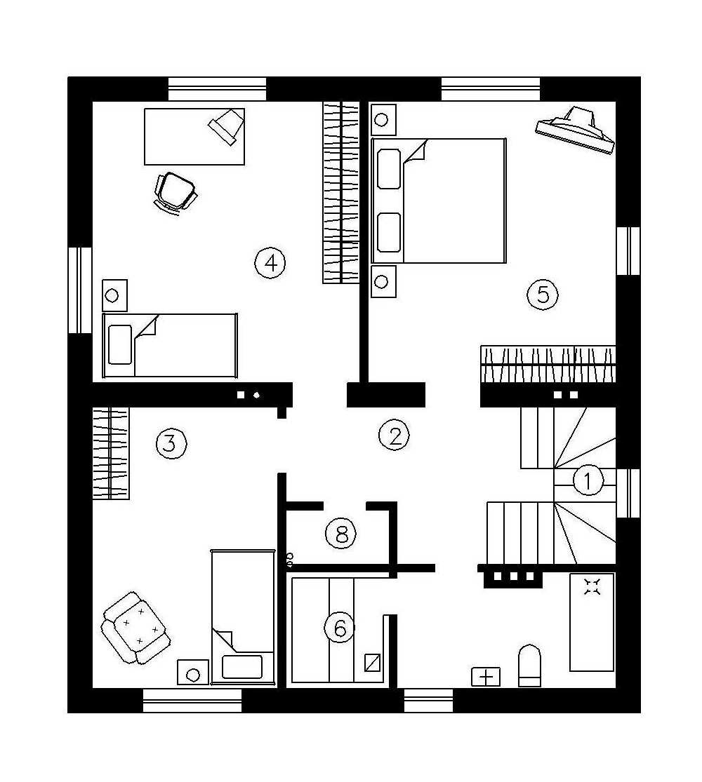 House Plans And Design House Design Two Story Simple